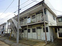 千葉県流山市大字西深井の賃貸アパートの外観