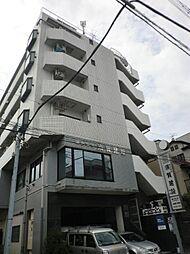 東京都荒川区町屋8丁目の賃貸マンションの外観