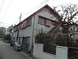 東京都板橋区蓮根2丁目の賃貸アパートの外観
