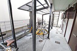 兵庫県西宮市甲子園浜田町の賃貸アパートの外観