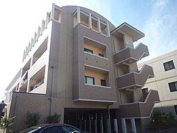 グロワール北江口[3階]の外観