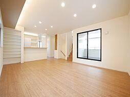 江戸川区松島3丁目 新築一戸建て/全3棟 2号棟 4LDKの内装