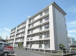 福岡県北九州市小倉北区井堀1丁目の賃貸マンションの外観