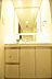 洗面,2DK,面積50.88m2,価格3,399万円,JR中央線 立川駅 徒歩11分,JR南武線 立川駅 徒歩11分,東京都立川市曙町3丁目