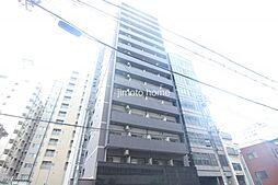 ラブ心斎橋ウエスト[12階]の外観