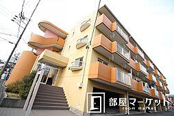 愛知県豊田市土橋町4丁目の賃貸マンションの外観