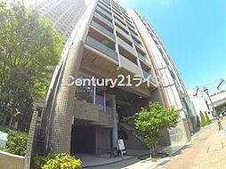 兵庫県宝塚市武庫川町の賃貸マンションの外観