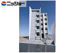仮)新栄プロジェクト[5階]の外観