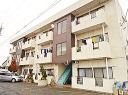 埼玉県熊谷市戸出の賃貸マンションの外観