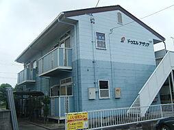 愛知県知多市つつじが丘1丁目の賃貸アパートの外観