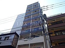 東京都八王子市南町の賃貸マンションの外観
