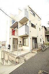 ランドマークヴュー横浜[201号室]の外観