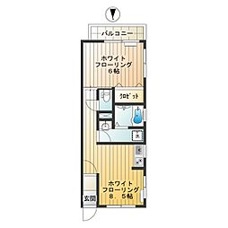h117[2階]の間取り