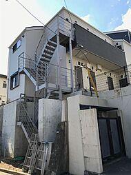 エアカーサ三ツ沢[204号室号室]の外観