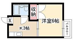 はなみずき通駅 2.2万円