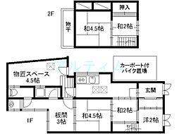 七条駅 8.8万円