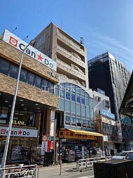JR中央本線 日野駅 徒歩1分の賃貸店舗事務所