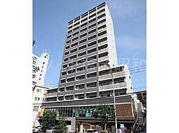 リード桜坂[6階]の外観