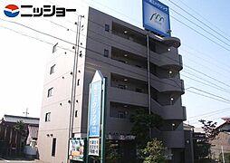 KII岡三ビル[4階]の外観