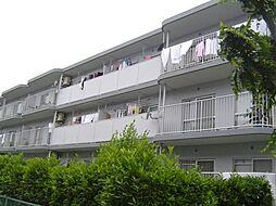 江戸川台ハイツB棟[305号室]の外観