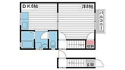 はりま勝原駅 3.8万円