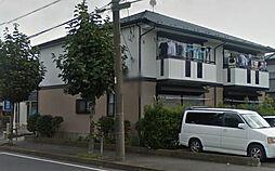 神奈川県藤沢市本藤沢2丁目の賃貸アパートの外観