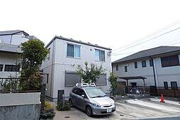 兵庫県神戸市長田区片山町3丁目の賃貸アパートの外観