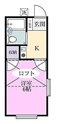 実籾駅 2.5万円