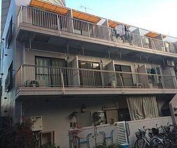 東京都文京区水道1丁目の賃貸マンションの外観