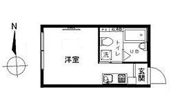 東尾久3丁目新築マンション[201号室]の間取り