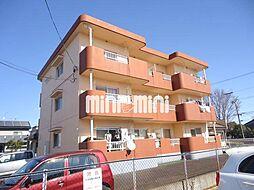 マンションオアシス[1階]の外観
