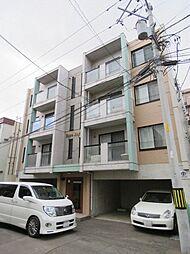 ローズロイN28[2階]の外観