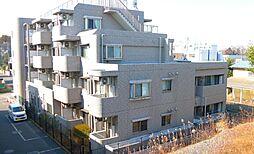 ヴィラ南柏II[3階]の外観