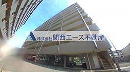 プラザ城東六番館[4階]の外観