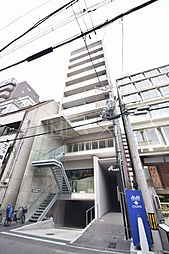 エス・キュート西天満[4階]の外観
