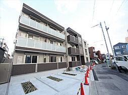 愛知県名古屋市中区平和2丁目の賃貸アパートの外観