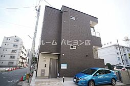 パサージュ箱崎[1階]の外観
