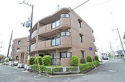 兵庫県伊丹市南野4丁目の賃貸マンションの外観