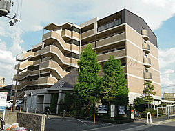 大阪府八尾市東太子2丁目の賃貸マンションの外観