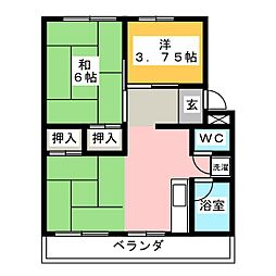 都賀駅 3.9万円