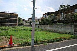 現地写真(第1・2区画を含む)