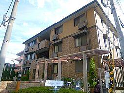 リッツハウス[3階]の外観