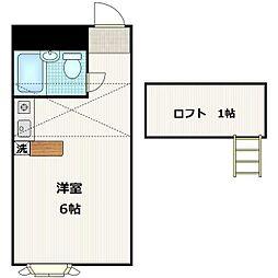 江戸川台駅 2.3万円