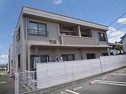 長野県松本市大字松原の賃貸マンションの外観