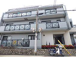 兵庫県神戸市東灘区魚崎北町4丁目の賃貸マンションの外観