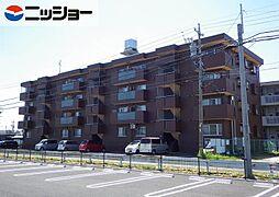 キャッスル森[3階]の外観