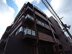 兵庫県神戸市中央区中山手通4丁目の賃貸マンションの外観