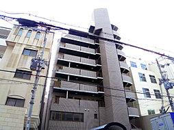 シャルム上町[4階]の外観