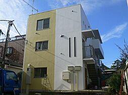 東京都府中市本町1丁目の賃貸マンションの外観