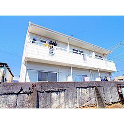 静岡県静岡市駿河区西大谷の賃貸アパートの外観